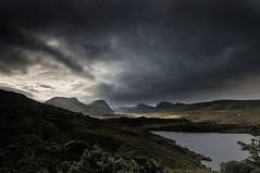 Towards Ben More Coigach (verdantvista.com) Tags: sky mountains landscape scotland nikon moody sutherland dri benmorecoigach d90 coigach sgurranfhidhleir beinnaneoin leefilters sgorrtuath sgorrdeas beinnmhorcoigich antsail