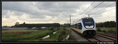 20120920 Panorama (1) (Bert Hollander) Tags: ns ssh slt trein 2408 sassenheim zwaarbewolkt sltiv 4349sprgvcalmo bert13