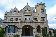 Francesca Segal Visits Joslyn Castle (Omaha Public Library) Tags: omaha author specialevent joslyncastle opl authorvisit theinnocents omahapubliclibrary francescasegal