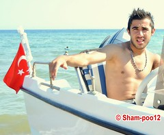 rdvan-1 (Sham-poo12 -Turkish Guys) Tags: boy summer man hot feet beach foot tank body muscle muscular chest  dude sweat barefoot tanktop gym turkish turkishman gymguy shampoo12