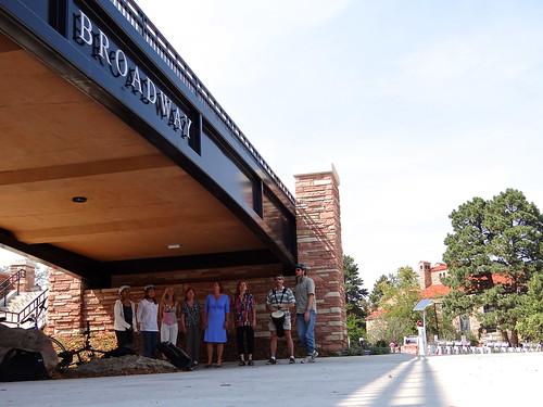 Photo - Boulder Bike Underpass Choir