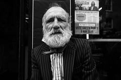 Stranger No. 11 (maxgor.com) Tags: maxgor rawstreets maxgorcom leica leicaxvario europe england london bricklane streetphotography blackandwhite strangerproject streetphotographybw people micktaylor