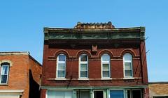 121 S. Main Street, Stockton Illinois (Cragin Spring) Tags: building oldbuilding architecture windows il illinois midwest stockton stocktonil stocktonillinois smalltown unitedstates usa unitedstatesofamerica