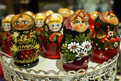 Miniature Russian Matryoshka Nesting Dolls (Willy loves Mary) Tags: matryoshka nestingdolls russiannestingdolls matryoshkadolls