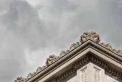 Looking at the sky (alewomon) Tags: europa europe france francia paris eiffel tower arcdetriomphe sena minimalism conceptual