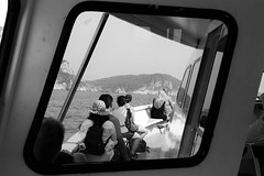 window (Dario Nardacci) Tags: finestra barca boat window mare 5terre liguria