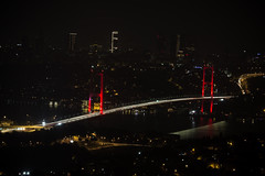 IMG_0992 (foto.muhammedali) Tags: istanbul bosphorus bridge canon illustration longexposure amlca night light