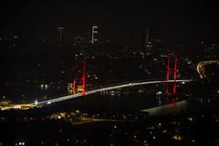IMG_0992 (foto.muhammedali) Tags: istanbul bosphorus bridge canon illustration longexposure çamlıca night light