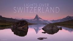 Lights over Switzerland II - Timelapse (Captures.ch) Tags: schweiz graubünden stars wallis milkyway bern sterne lightsoverswitzerland timelapse switzerland nature sunrise swiss jura nikon vaud milchstrasse syrp day