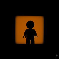 Shadow (233/100) - Gingerbread (Ballou34) Tags: 2015 650d afol ballou34 canon eos eos650d flickr lego legographer legography minifigures photography rebelt4i stuckinplastic t4i toy toyphotography toys rebel 2016 stuck plastic photgraphy blackwhite light shadow enevucube minifigure 100shadows gingerbread man