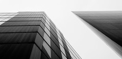 London look-up (jbarry5) Tags: london england unitedkingdom londonarchitecture architecture monochrome blackandwhite travelphotography travel