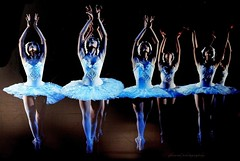 General rehearsal of a ballet at Festival Castell Peralada, Peralada - Catalunya (jackfre 2) Tags: catalunya spain peralada castellperaladafestival ballet dancers ballerinas tutus rehearsal corpsdeballet opera puccini giacomopuccini