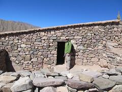 """Tilcara: une des nombreuses maisons en pierre de la forteresse <a style=""""margin-left:10px; font-size:0.8em;"""" href=""""http://www.flickr.com/photos/127723101@N04/29132776216/"""" target=""""_blank"""">@flickr</a>"""