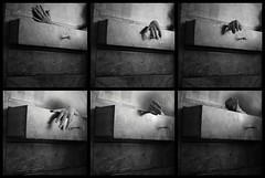 untitled (li le lu) Tags: monochrome hand schublade surreal abstrakt selbstportrait