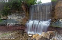 Rockface (maureen.elliott) Tags: waterfall rockface rocks boulders nature niagaraescarpment outdoors