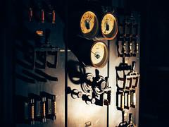 Power Room (Gabriel Mirasol) Tags: nikon d600 50mm 18 18g fx prime vsco vscocam vintage machine machinery manmade contrast color