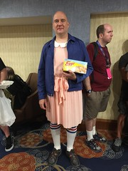 Stranger Things, Eleven (marakma) Tags: strangerthings eleven cosplay dragoncon2016
