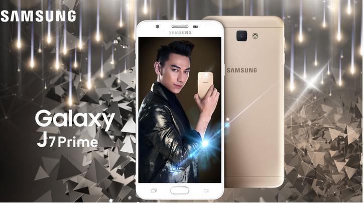 Galaxy J7 Prime: Đặt càng sớm, quà càng to