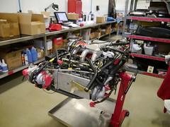 Porsche 959 motor (Bschatz2) Tags: porsche 959