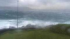 Very Stormy Weather (purkil) Tags: storm gale stormyweather nlsoy faroeislands stormur dnarveur brim