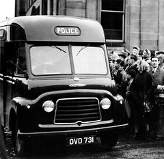 OVD731 (scouse73) Tags: bf commer scotland police