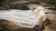Noble Falls II (Eduardo_il_Magnifico) Tags: noblefalls toodyay gidgegannup westernaustralia wa australia water waterfall flow creek river sunset goldenhour rocks nikond750 sigma35mmf14 nisi polariser tripod