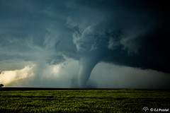 DodgeCityEDIT-2625-2 (CJPostal) Tags: ddc dodge city minneola kansas may 24 24th 2016 5242016 weather tornado tornadoes multiple twin three supercell thunderstorm wind hail lightning plains storm chasing funnel cloud clouds tstorm warning emergency outbreak event cyclic mesocyclone meteorology kswx