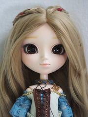 Hino's new wig *___* (sh0pi) Tags: pullip hino groove fashion doll puppe leekeworld leeke new wig