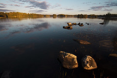 Last Days of Summer (Jon Rikberg) Tags: kuhmoinen lummenne finland suomi north norden scandinavia outdoor lake sj jrvi sunset autumn fall september hst syksy seasons