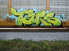 Tars AA Crew EDK (TARSizm) Tags: tars aacrew edk graffiti freights