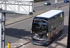 National Express West Midlands ADL Enviro 400MMC, 6703 (Platinum branded) Part 1 (paulburr73) Tags: mmc majormodelchange enviro400 adl alexanderdennis nxwm midlands westmidlands 6703 nationalexpress yx15oxv platinum branded expressservice coventry birmingham a4053 ringroad 2016 september service900 900 h4330f bus transport city citycentre doubledecker anna urban street road ringway newin2015 bc