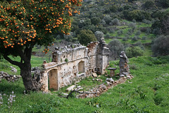 Metohi Monis Arkadiou (angelobike) Tags: greece crete  eikones elladas
