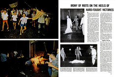 LIFE Magazine - April 22, 1966 (4) - Irony of Riots on the Heels of Hard-fought Victories (manhhai) Tags: 1966 saigon thichtriquang buddhistriot