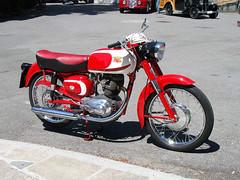 Moto Morini Tresette 175 (Maurizio Boi) Tags: old italy classic vintage motorbike moto motorcycle oldtimer vecchio morini motocicletta motomorini