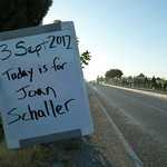 "Today is for Joan Schaller <a style=""margin-left:10px; font-size:0.8em;"" href=""http://www.flickr.com/photos/59134591@N00/7919135792/"" target=""_blank"">@flickr</a>"