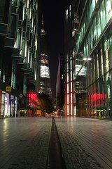 The Shard (cath dupuy) Tags: street city urban london night perspective theshard