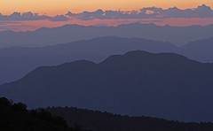 Sunrise in the White Mountains (Ron Wolf) Tags: inyonationalforest landscape nature sunrise california whitemountains explore