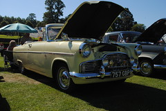 Ford Zephyr (Common Buzzard) Tags: ford zephyr essex vehicleshow colchesterlions
