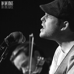 Gregory Alan Isakov (Ian Sane) Tags: music white black art festival alan oregon sisters ian image guitar folk song stage player singer works microphone writer annual gregory 2012 sane isakov