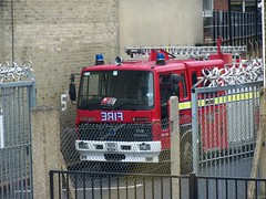 London Fire Brigade R151KGH (Waterford_Man) Tags: londonfirebrigade lfb e29 r151kgh