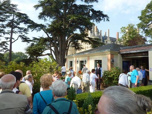 Kastelen van de Loire - P1050262