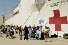 USNS Mercy returns to San Diego. (Official U.S. Navy Imagery) Tags: sandiego calif