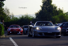 Beautifull morning (Tom Naaijkens) Tags: morning tom nissan sony events porsche alfa romeo gran gt alpha turismo evo carrera gtr paddock nordschleife nrburgring 8c competizione naaijkens tomnaaijkens