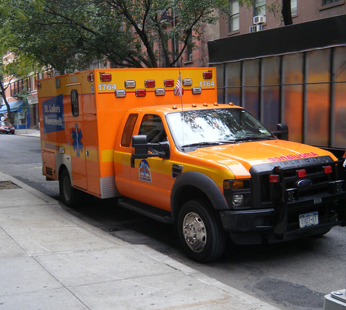 St Lukes Ambulance