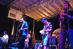 The Revivalists at NOLA's Slobsterfest