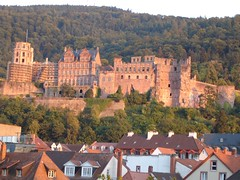 Heidelberg Castle (Seabagg) Tags: castle germany heidelberg