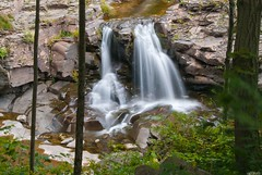 Niobe Falls (Christy Hibsch) Tags: mountains waterfalls catskills palenville kaaterskill niobefalls