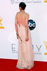 Amanda Peet 64th Annual Primetime Emmy Awards, held at Nokia Theatre L.A. Live - Arrivals Los Angeles, California