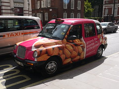 Almonds - the Essential Snack (Worthing Wanderer) Tags: summer london sunny august olympicgames london2012 mayoroflondondiscoverystrolls