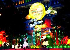 ~  ( Mid Autumn Festival ) (linkway88) Tags: singapore quay lanterns clarke pandas clarkequay midautumnfestival  laternfestival   singaporeriver20092012snex
